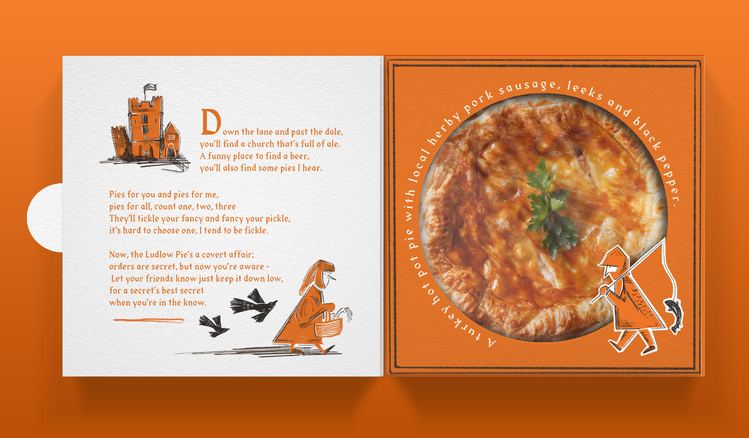 Our Revolution Brand Design Logo Design Packaging Design Brand Strategy Brand Innovation Pie Packaging Food Design Food Brand Food Branding Food Packaging Food innovation Packaging Innovation