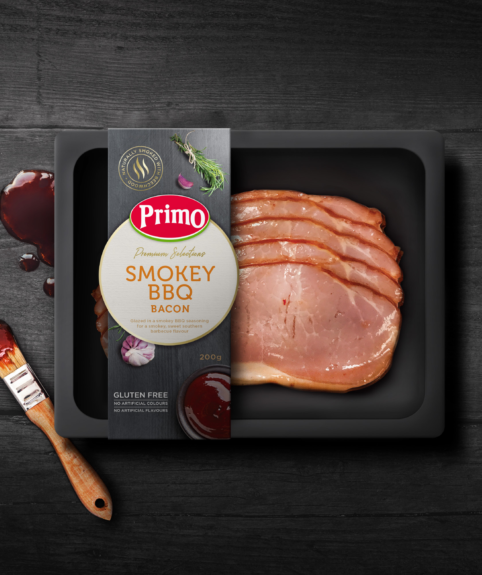 Primo Premium Selections Packaging Design Our Revolution Brand Design Brand Logo Brand Strategy Brand Innovation Food Packaging Food Design Food Brand Meat Branding Meat Packaging Meat innovation Packaging Innovation