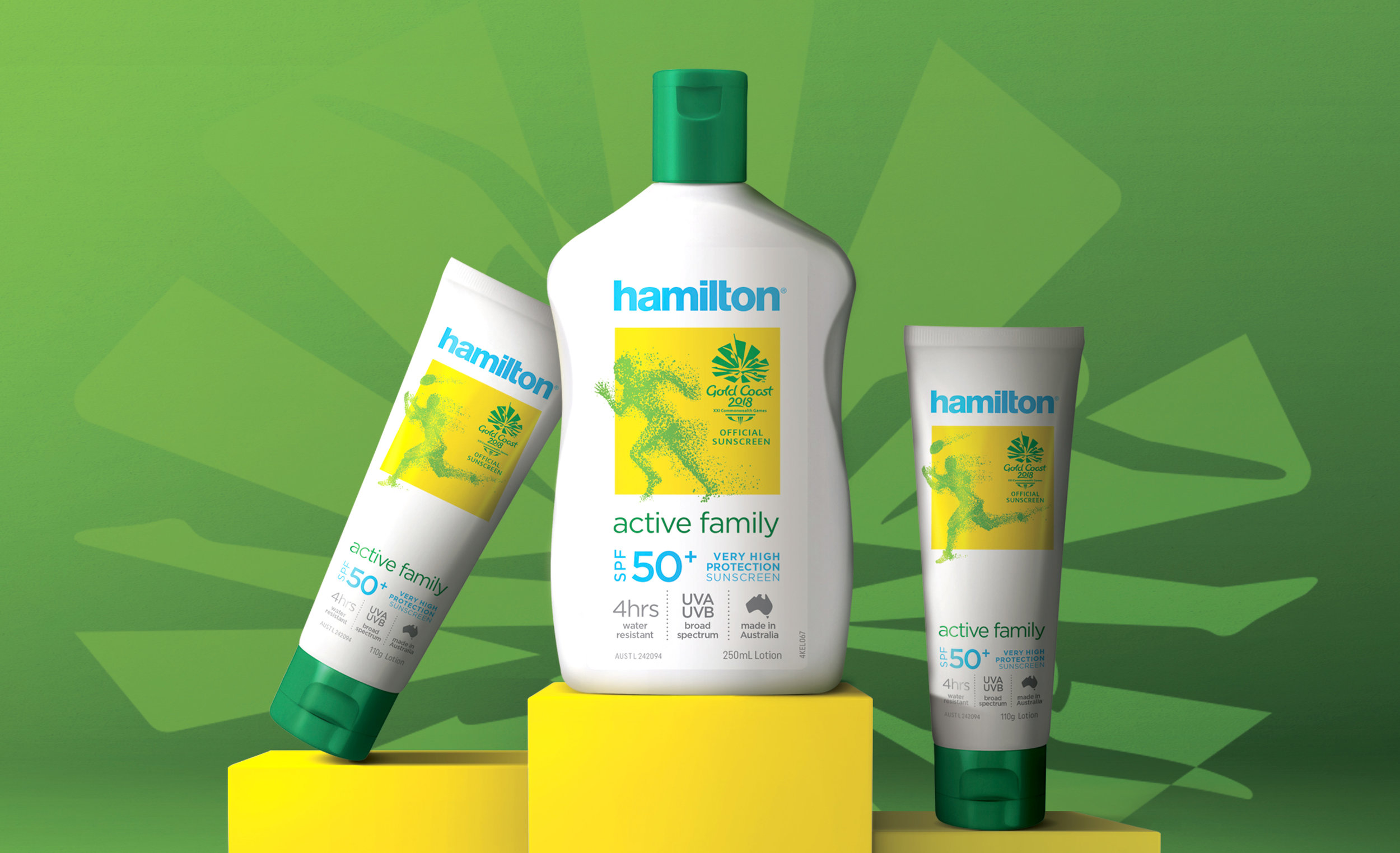 Hamilton Sun Care Packaging Design Our Revolution Brand Design Brand Logo Brand Strategy Brand Innovation Beauty Packaging Beauty Design Beauty Brand Personal Care Branding Personal Care Packaging Personal Care innovation Packaging Innovation