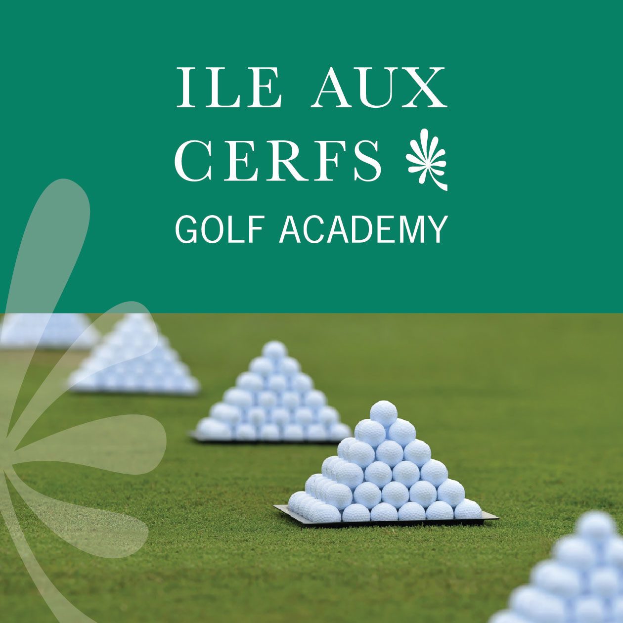 DOWNLOAD OUR GOLF ACADEMY BROCHURE