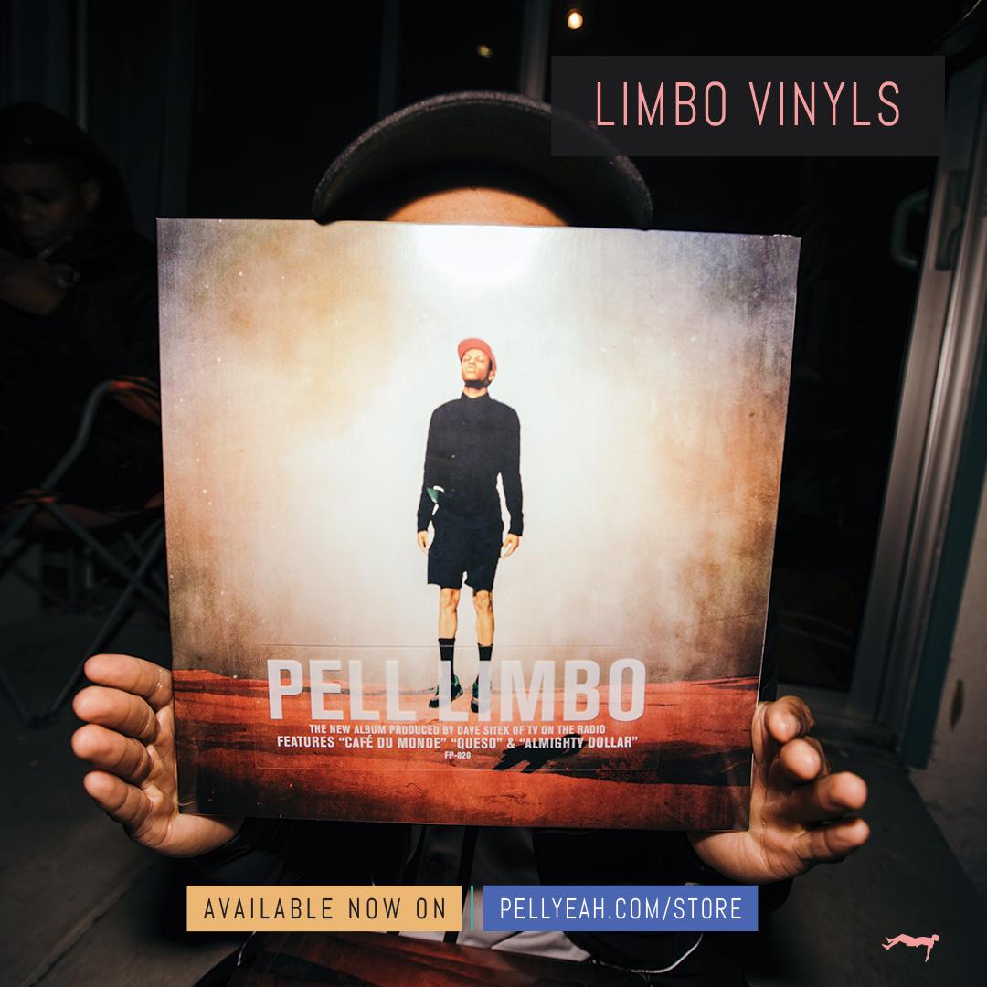 LIMBO Vinyl Facebook/IG Ad v2