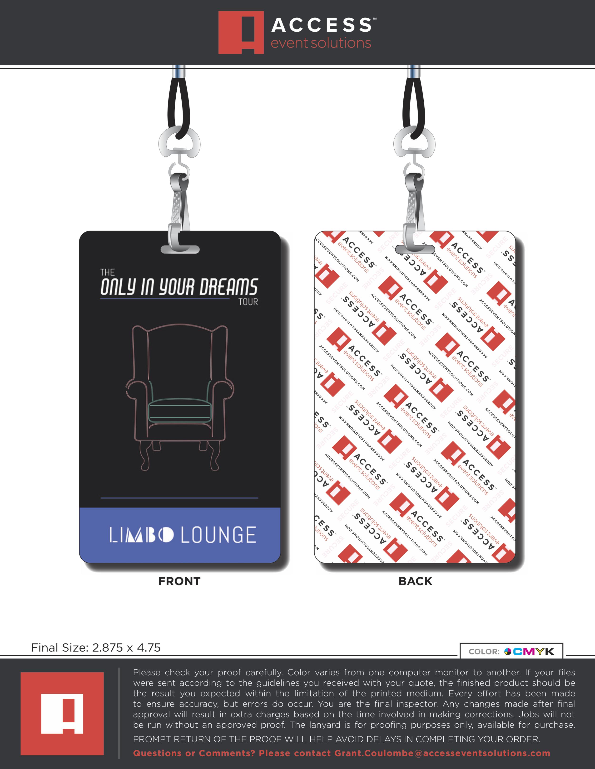 OIYD LIMBO Lounge VIP Pass