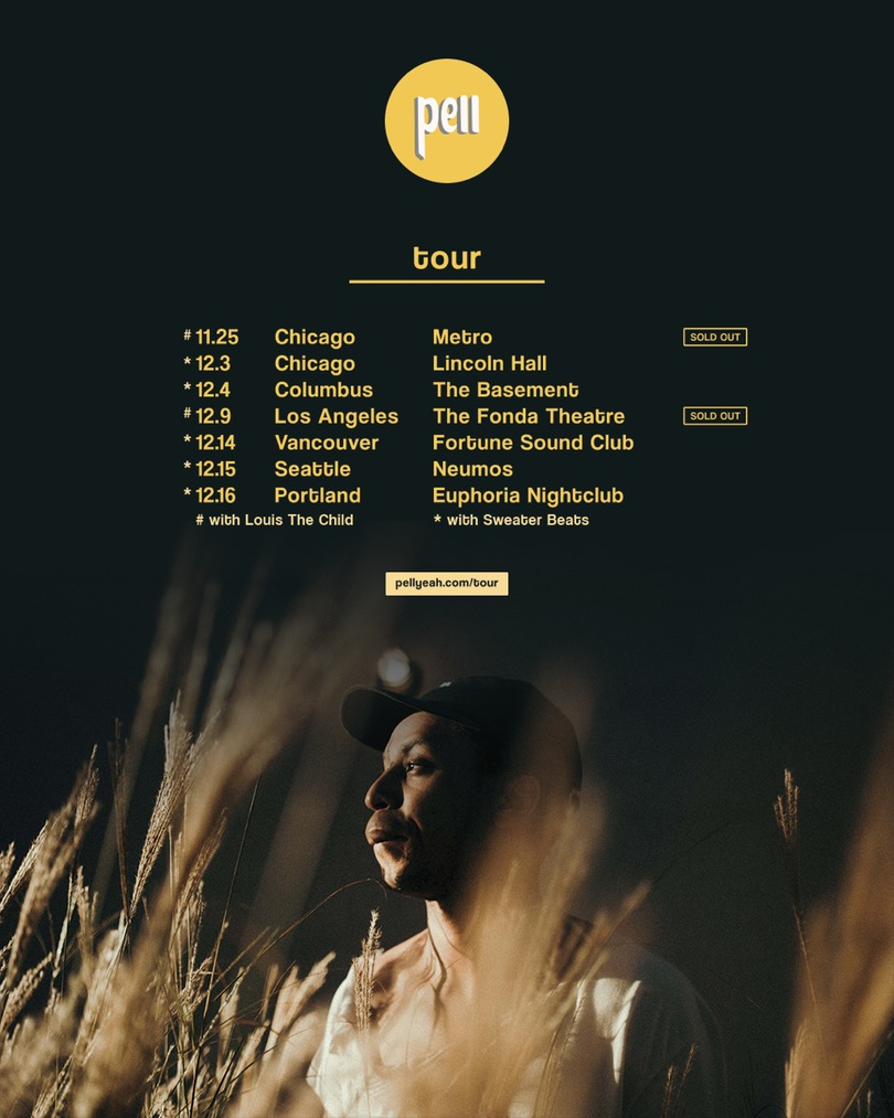 pell winter tour flyer
