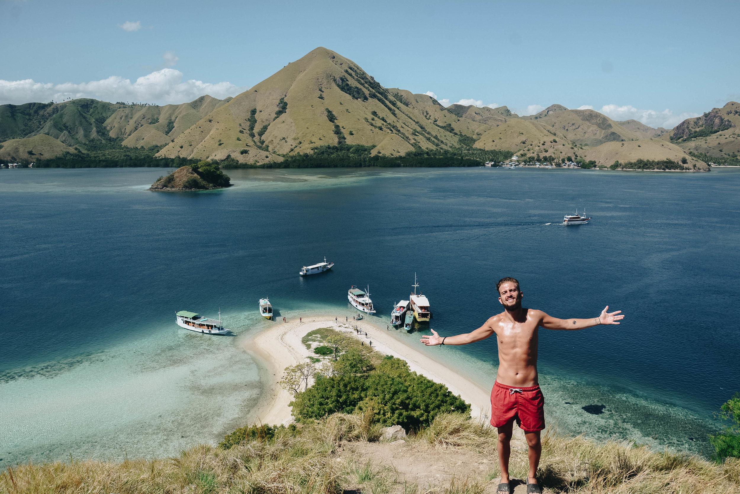 Open Trip Komodo Island - Travass Life