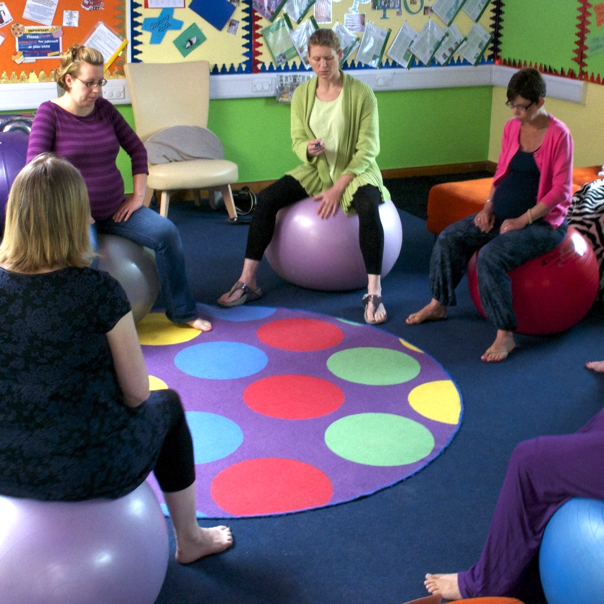 Fridays 9.30 - 10.30 Carterton family centre, tuesdays 1-2 Cotswold Birth Centre Chipping Norton