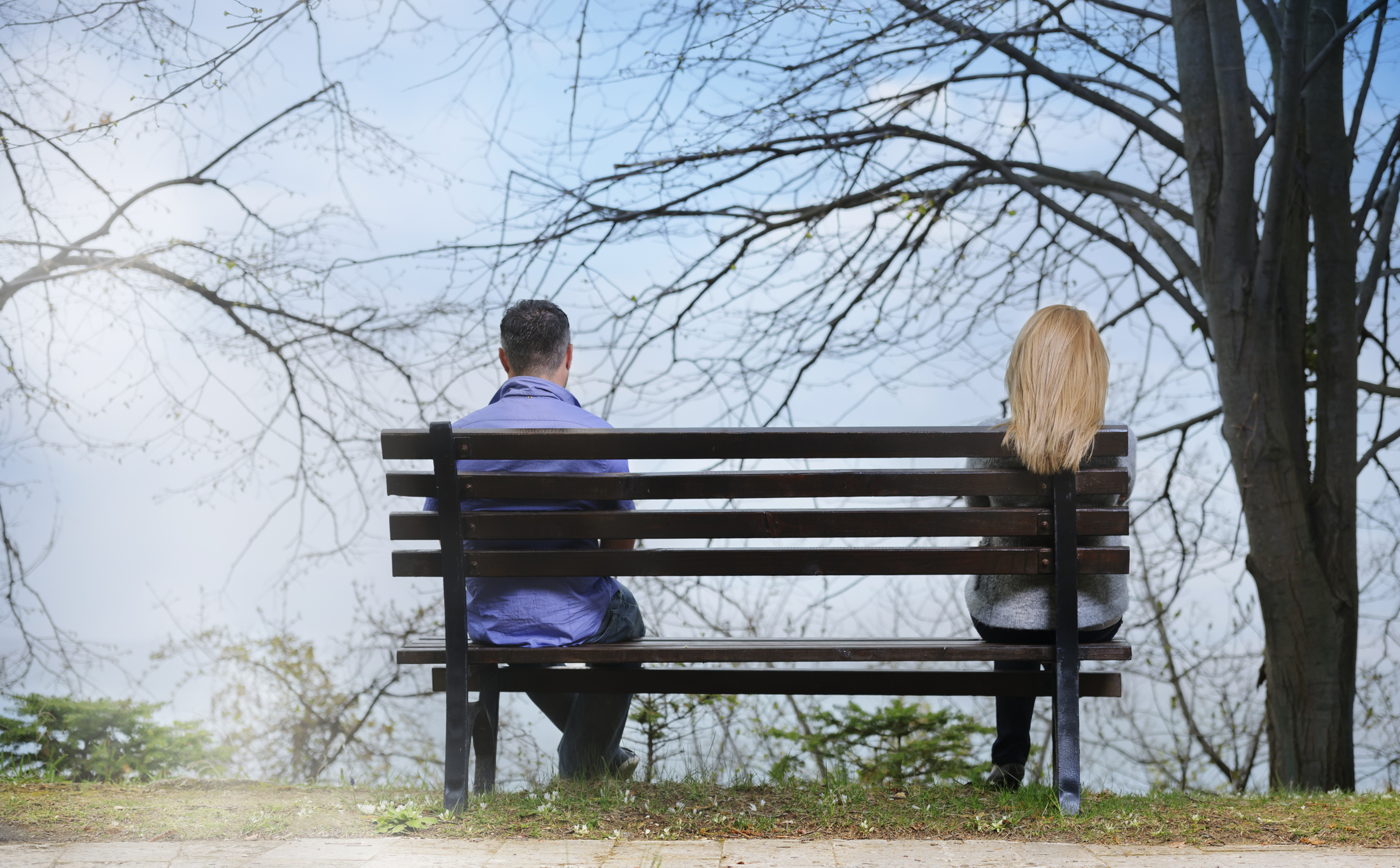 Couple on a bench.jpg