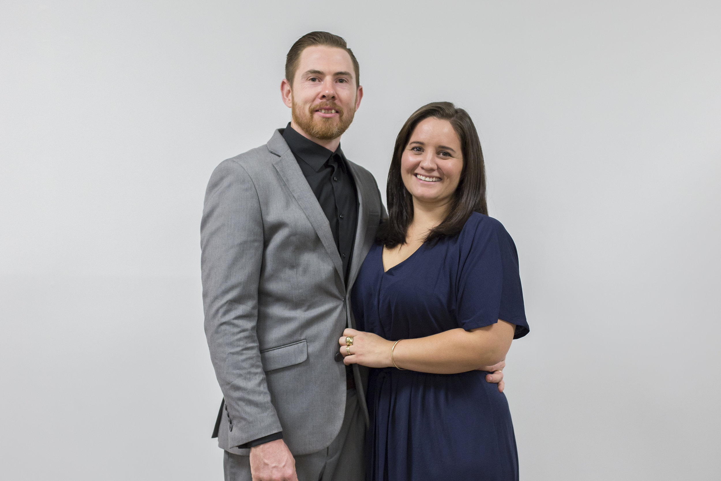 Campus Pastors  Steven and Amy Bomford