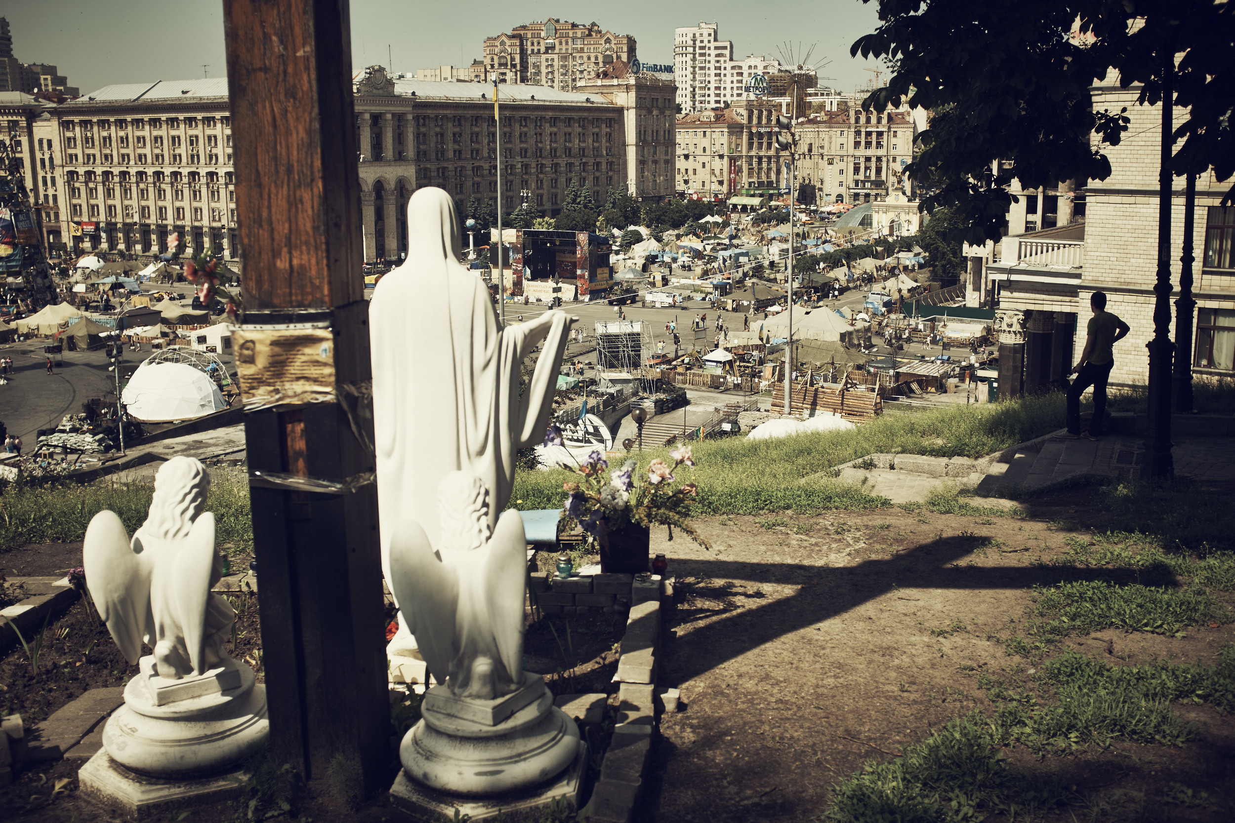 Maidan, Kiew