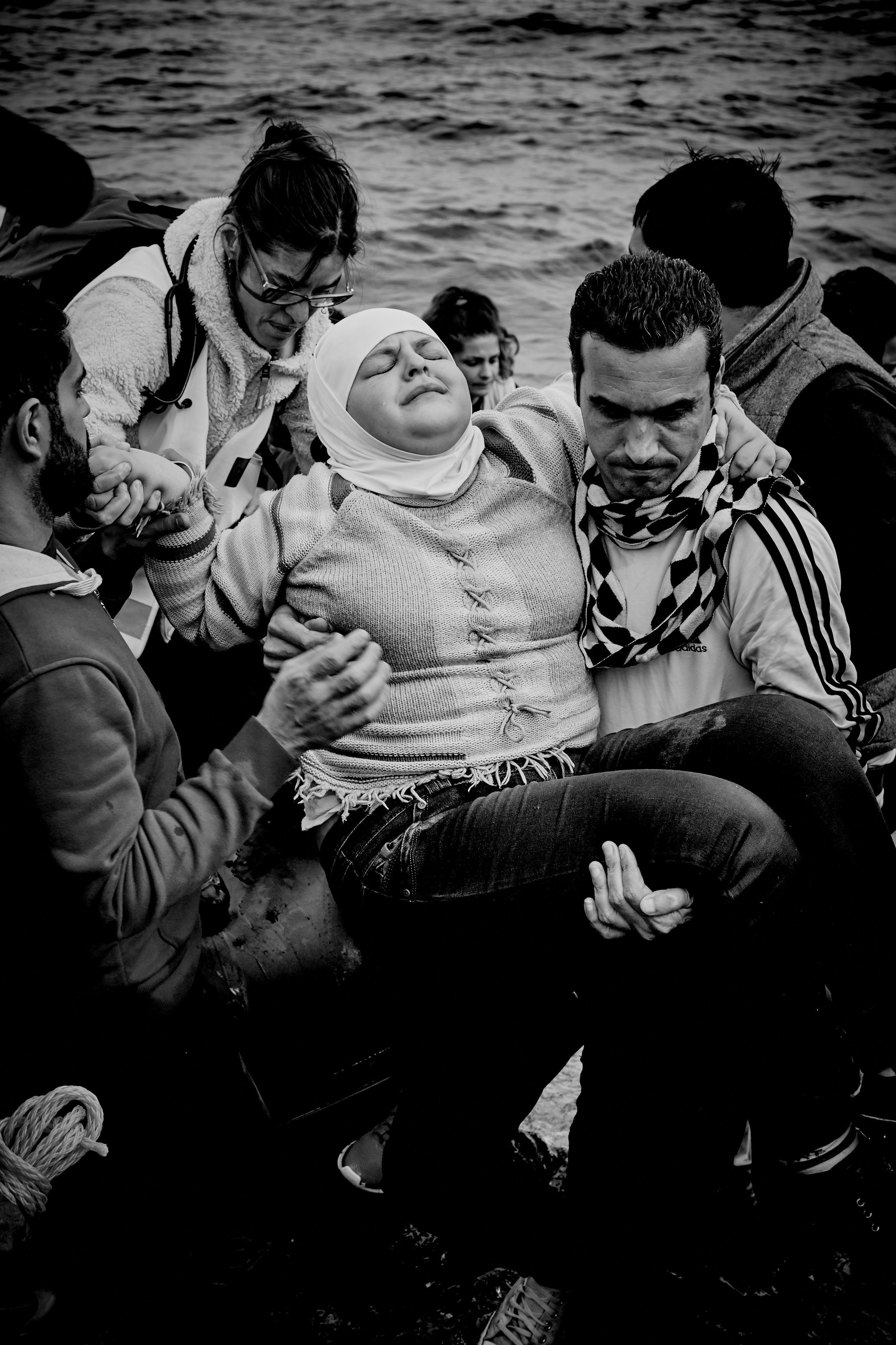 Lesbos nov 2015