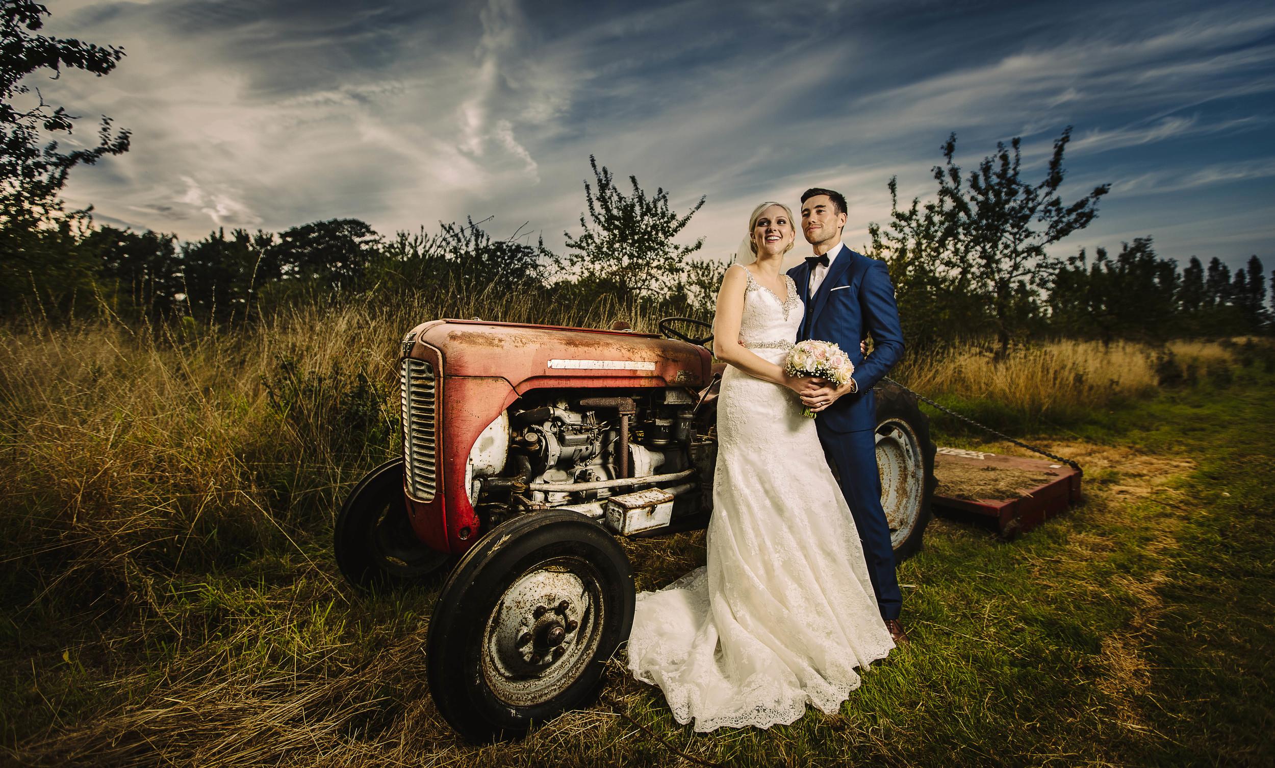 Tommy Reynolds Weddings