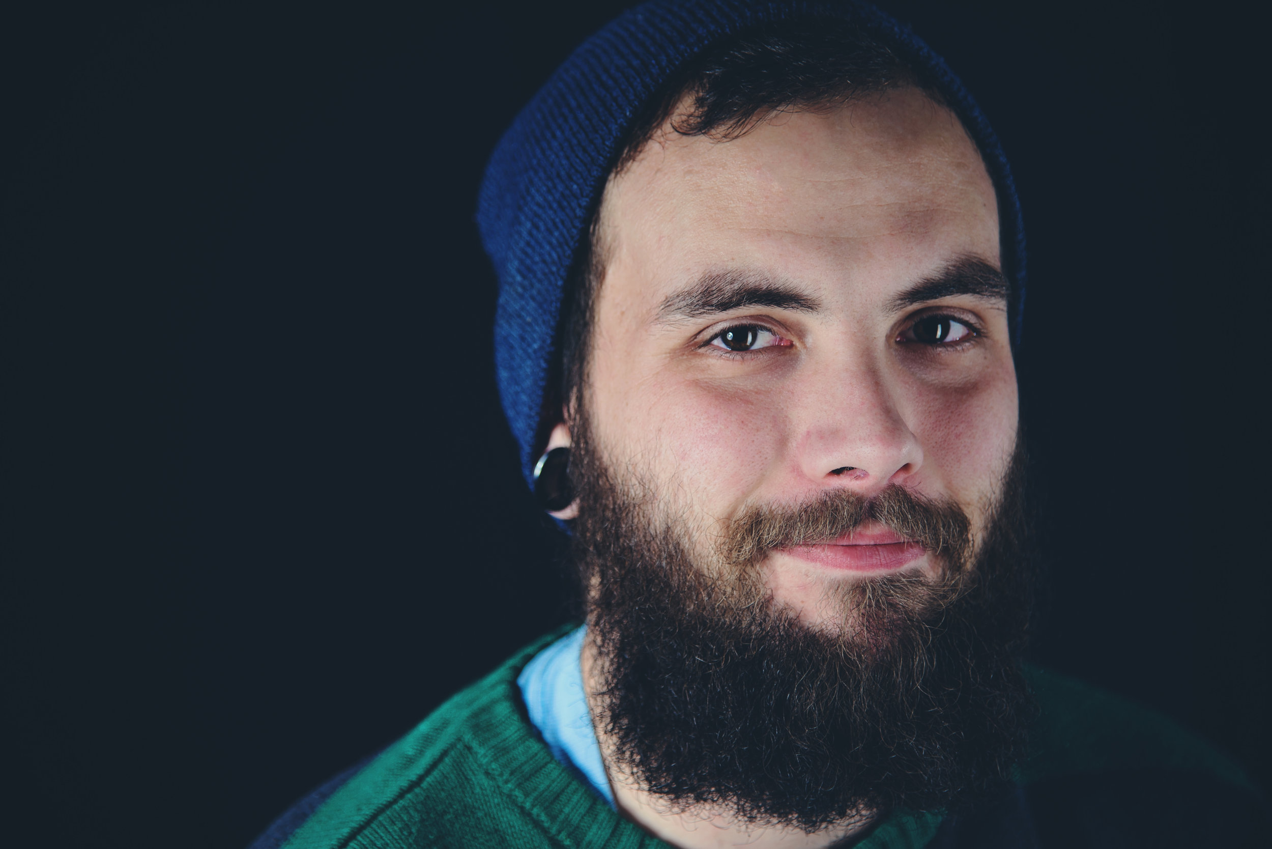 Matt Davenport Maineville Music Academy No Shave November Remember When Portraits