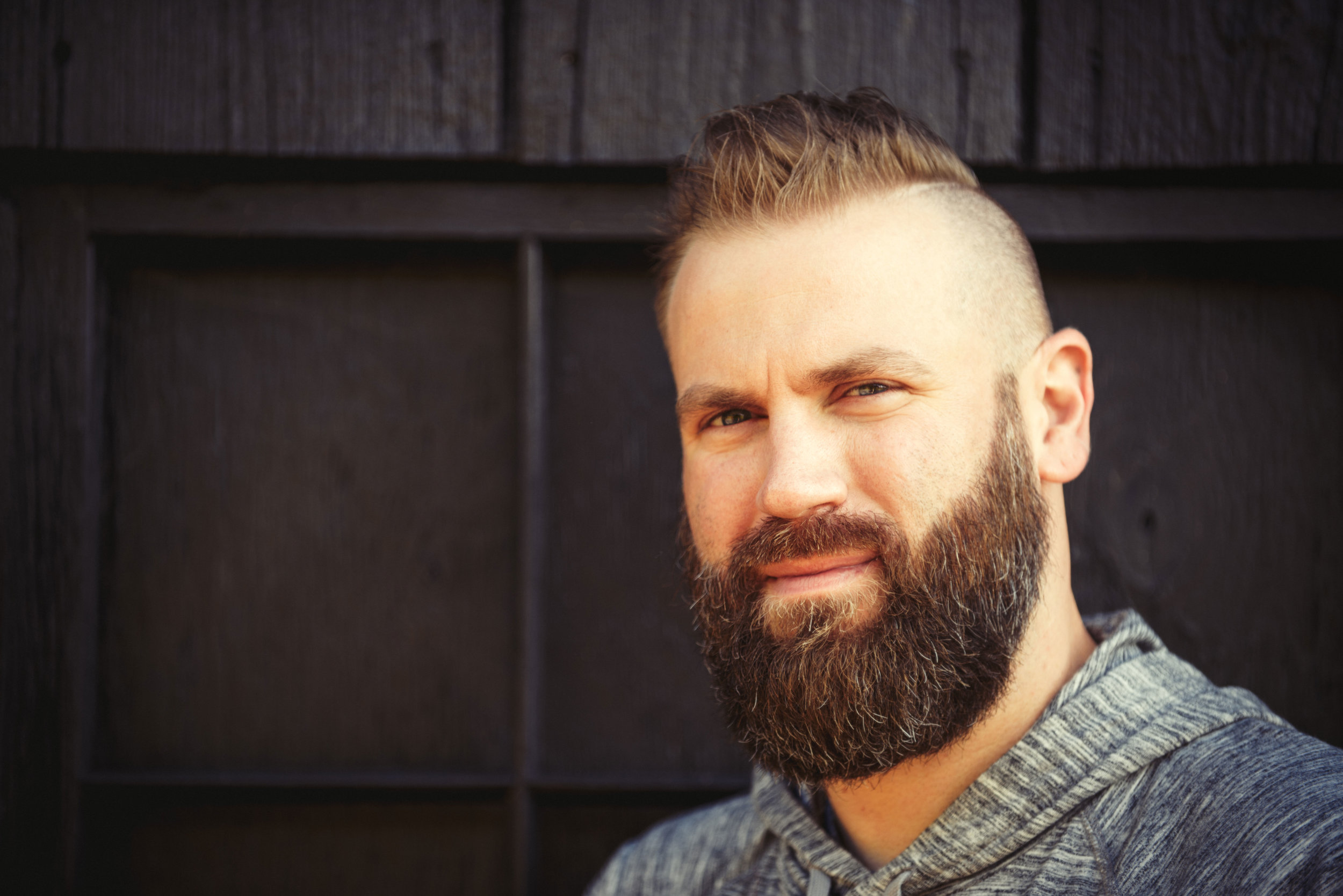 Ryan Stout Letters & Grain Remember When Portraits No-Shave November