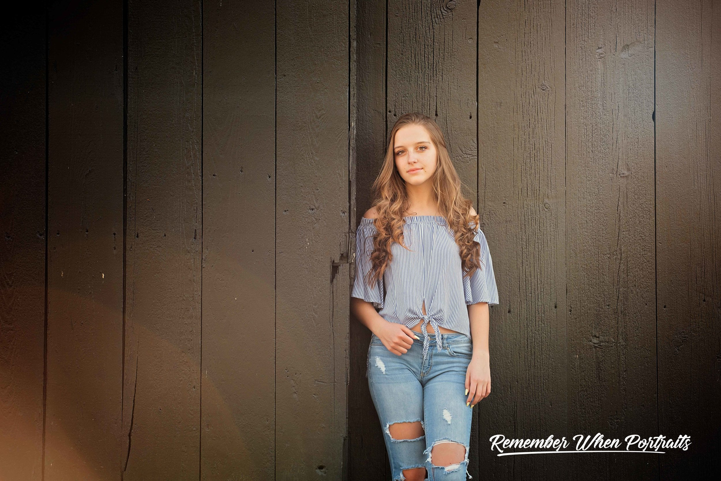 Tayler Bailey Little Miami High School Remember When Portraits Senior Photography Cincinnati