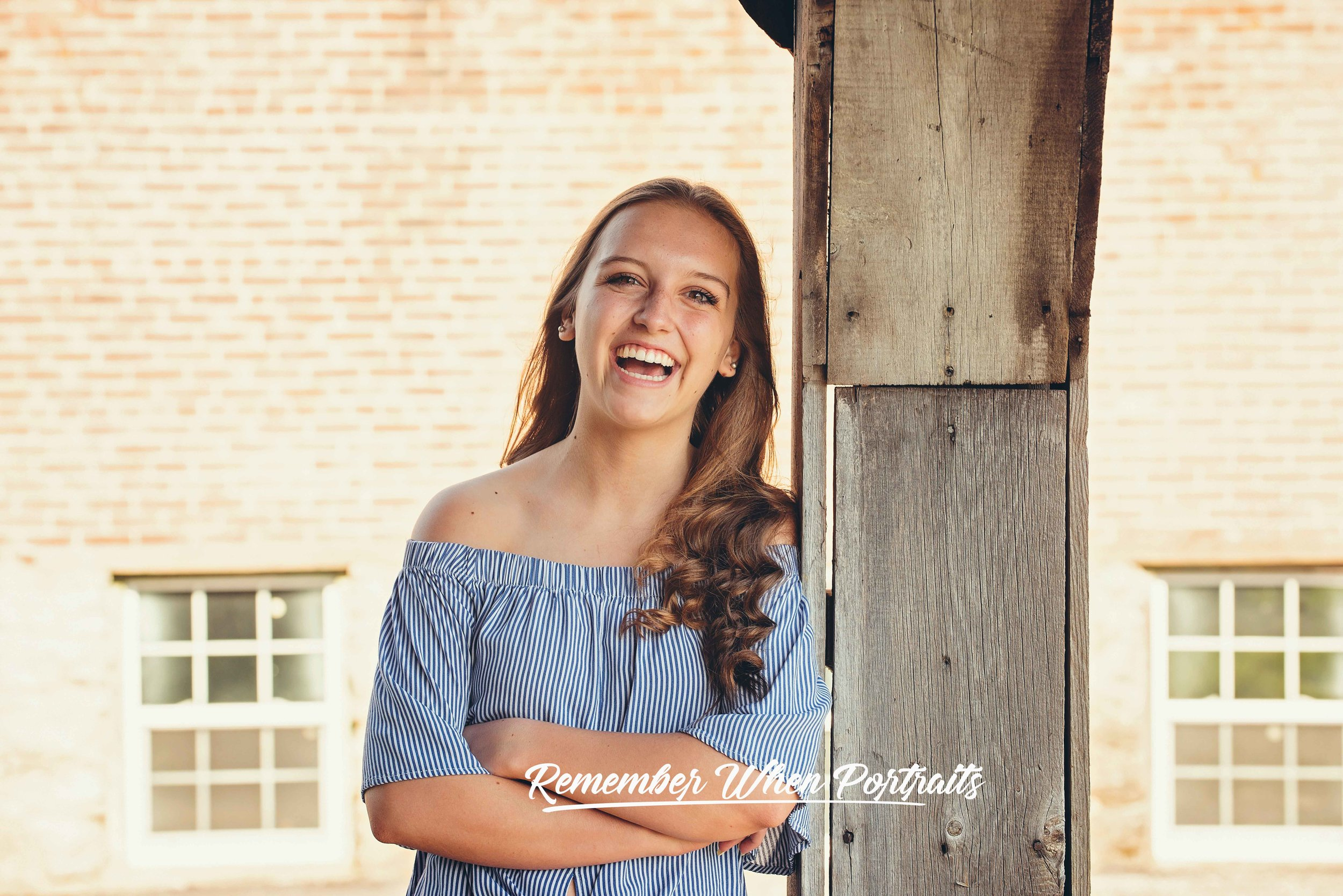 Little Miami High School Senior Portraits Remember When Portraits Maineville Ohio