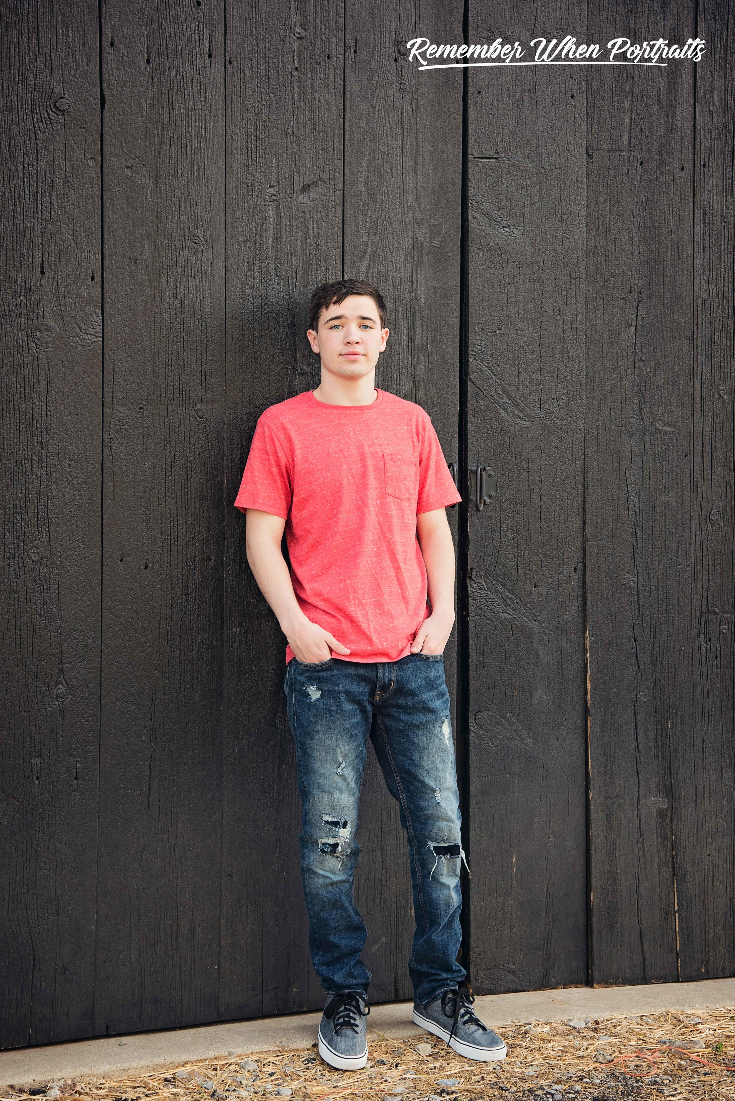 Little Miami High School Class of 2020 Cody Anderson Senior Portraits Cincinnati Ohio Remember When Portraits