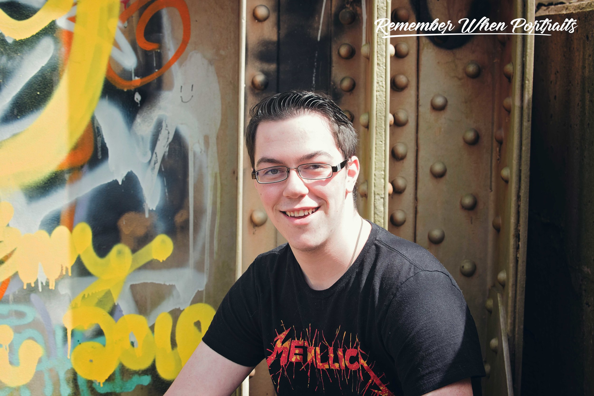 Kyle Smith Moeller High School Cincinnati Ohio Remember When Portraits Senior Photos