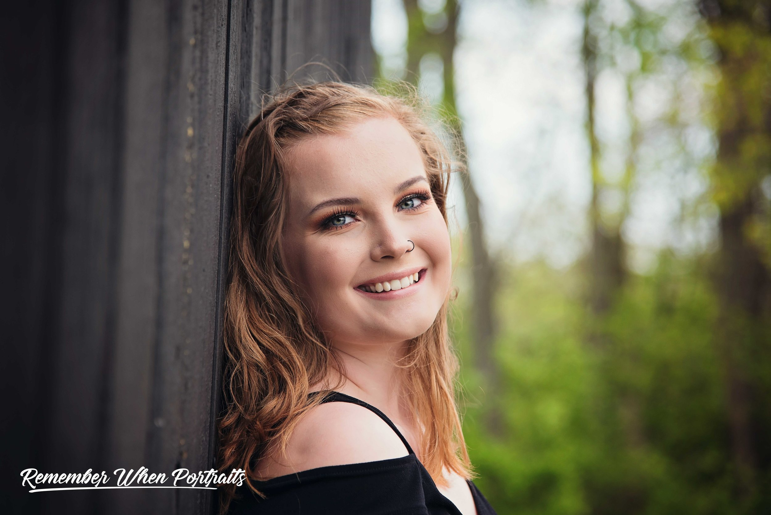 Mia Turner Cincinnati Ohio Senior Pictures Remember When Portraits