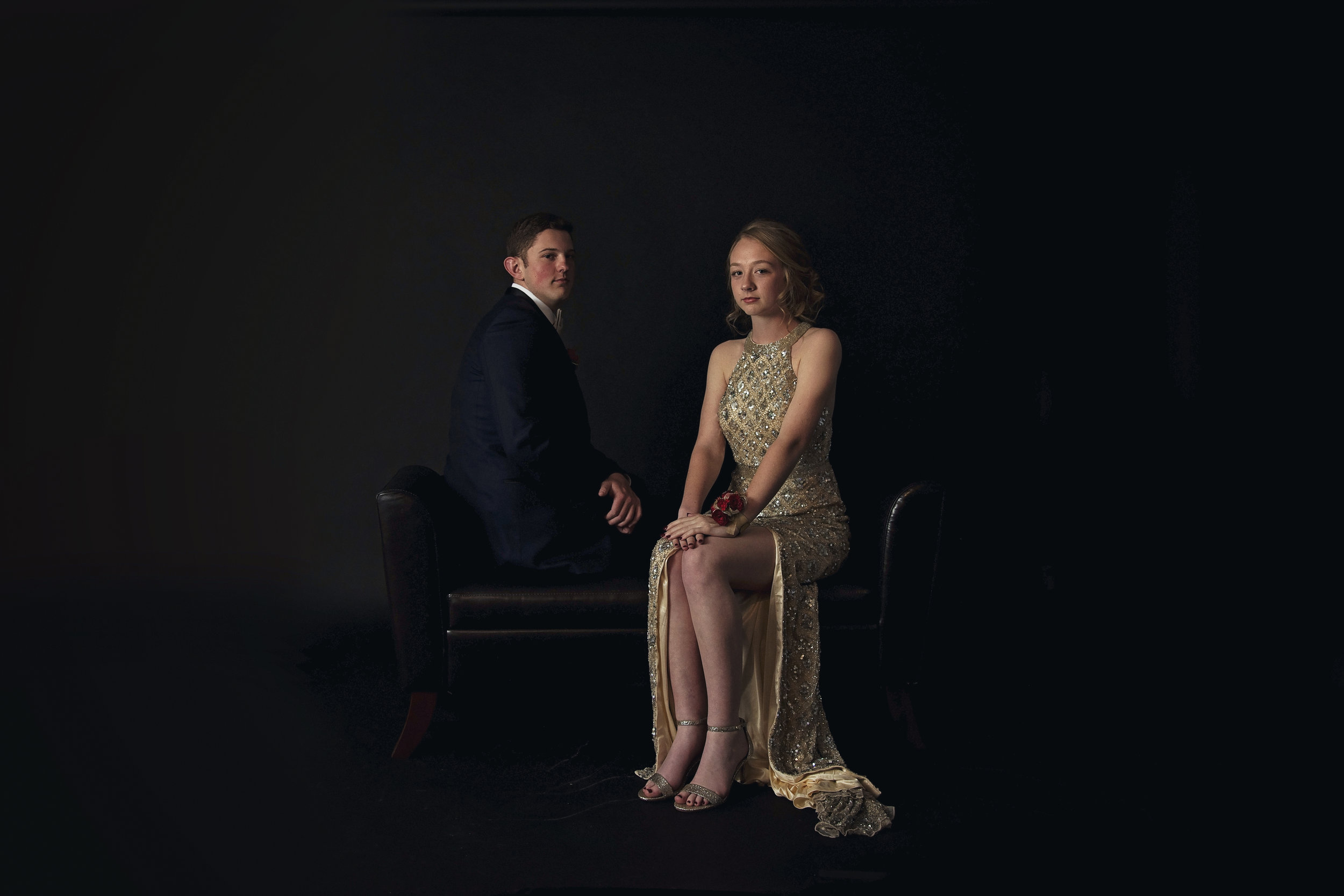 Cincinnati Senior Photographer Remember When Portraits Prom