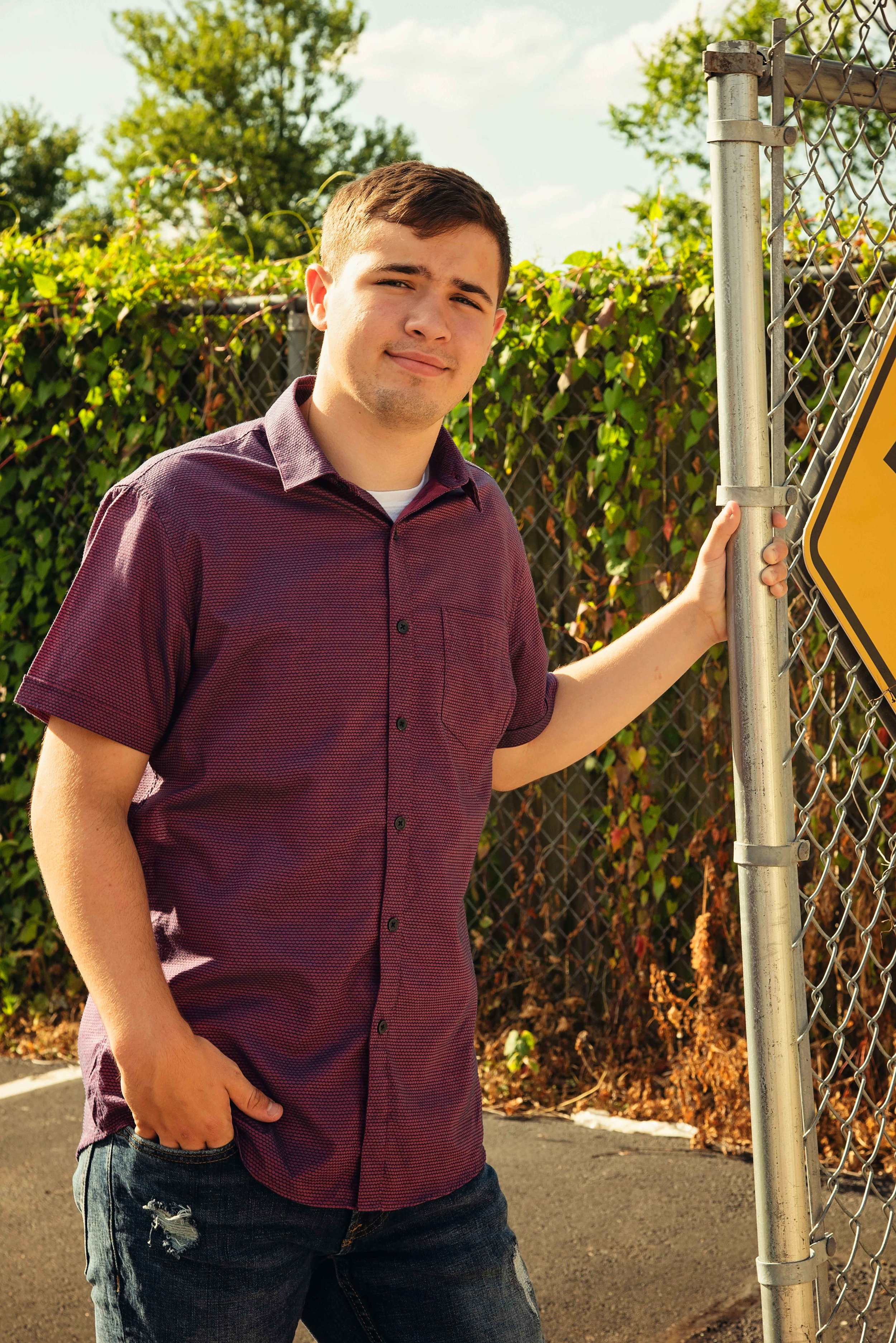 Little Miami High School Class of 2020 Cody Anderson Senior Portraits Cincinnati Ohio Remember When Portraits