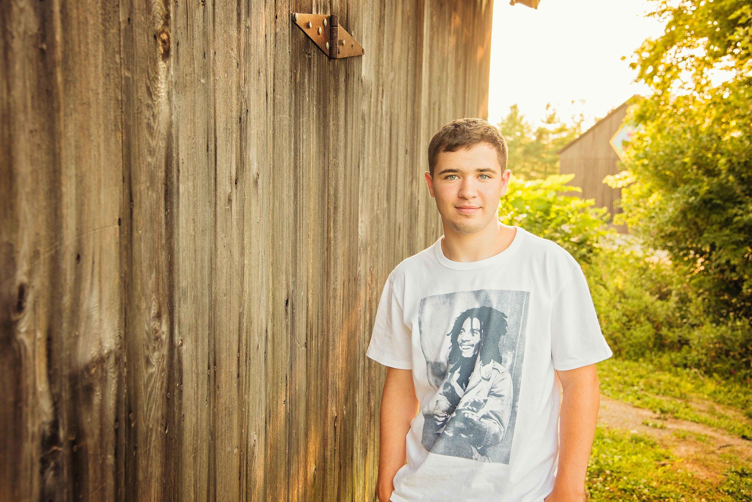 Cody Anderson Little Miami High School Senior Pictures Cincinnati Ohio Remember When Portraits