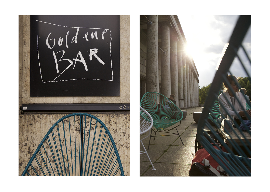 Acapulco Chairs Goldene Bar München