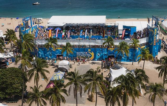 We would like to throw it back to one of our favorites sport events, @beachmajorseries in Ft Lauderdale! 🏐 ❤️ 🏝  These photos are out top pics from years: 2015, 2017 and 2018. Let us know what you think! • • • #volleyball #beachvolleyball #fortlauderdale #lasolasboulevard #sports #beachsports #workout #eventproduction #passiontranslated #productionlife #outdooractivities