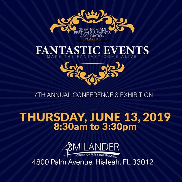 We had a great time working with the team @gmfea_miami. Thanks to all involved for making this a big succes! #Miami #events #festivals #miamidade #actproductions  #act #eventsmiami #eventconference #eventproduction