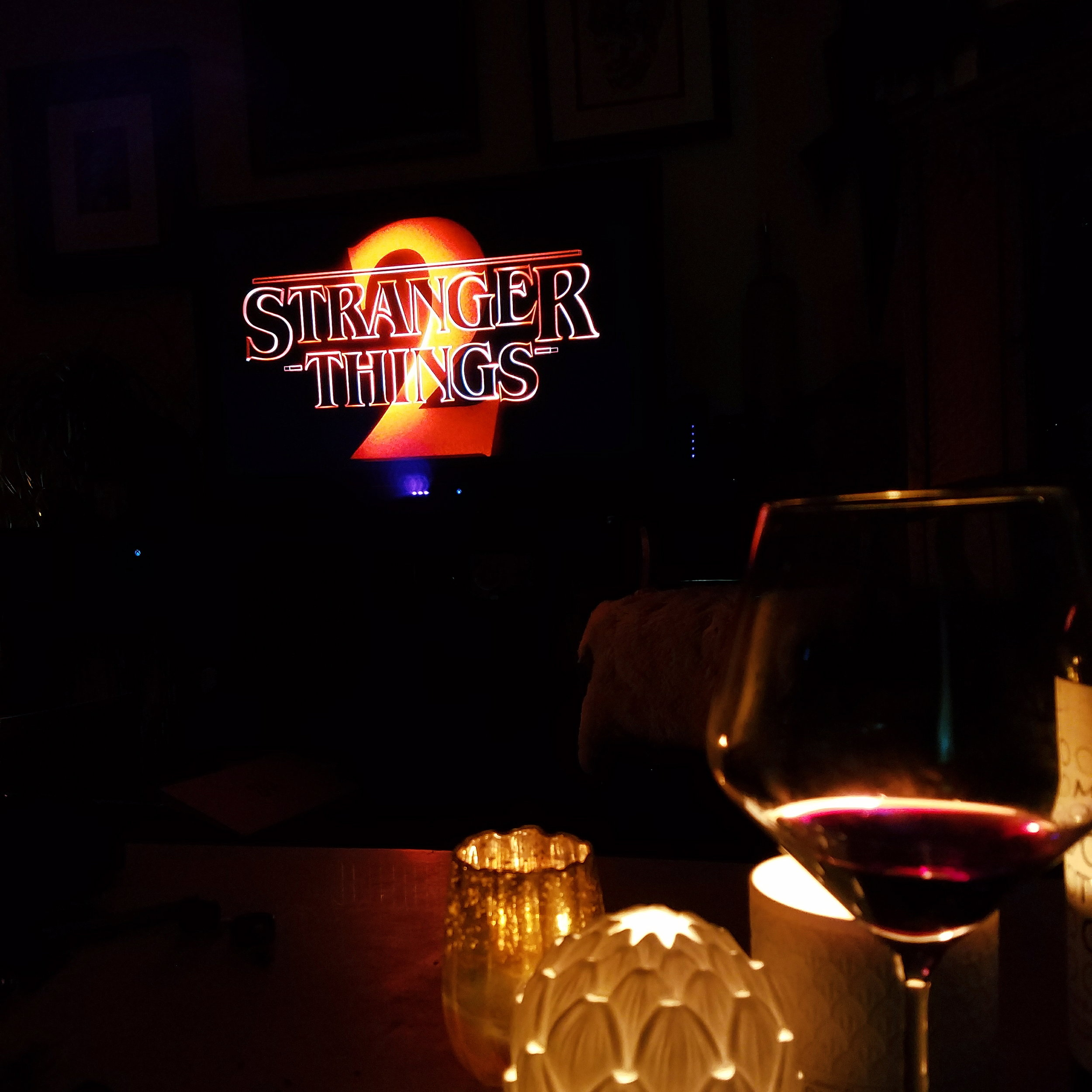 Stranger Things season 2 was  so good!!!