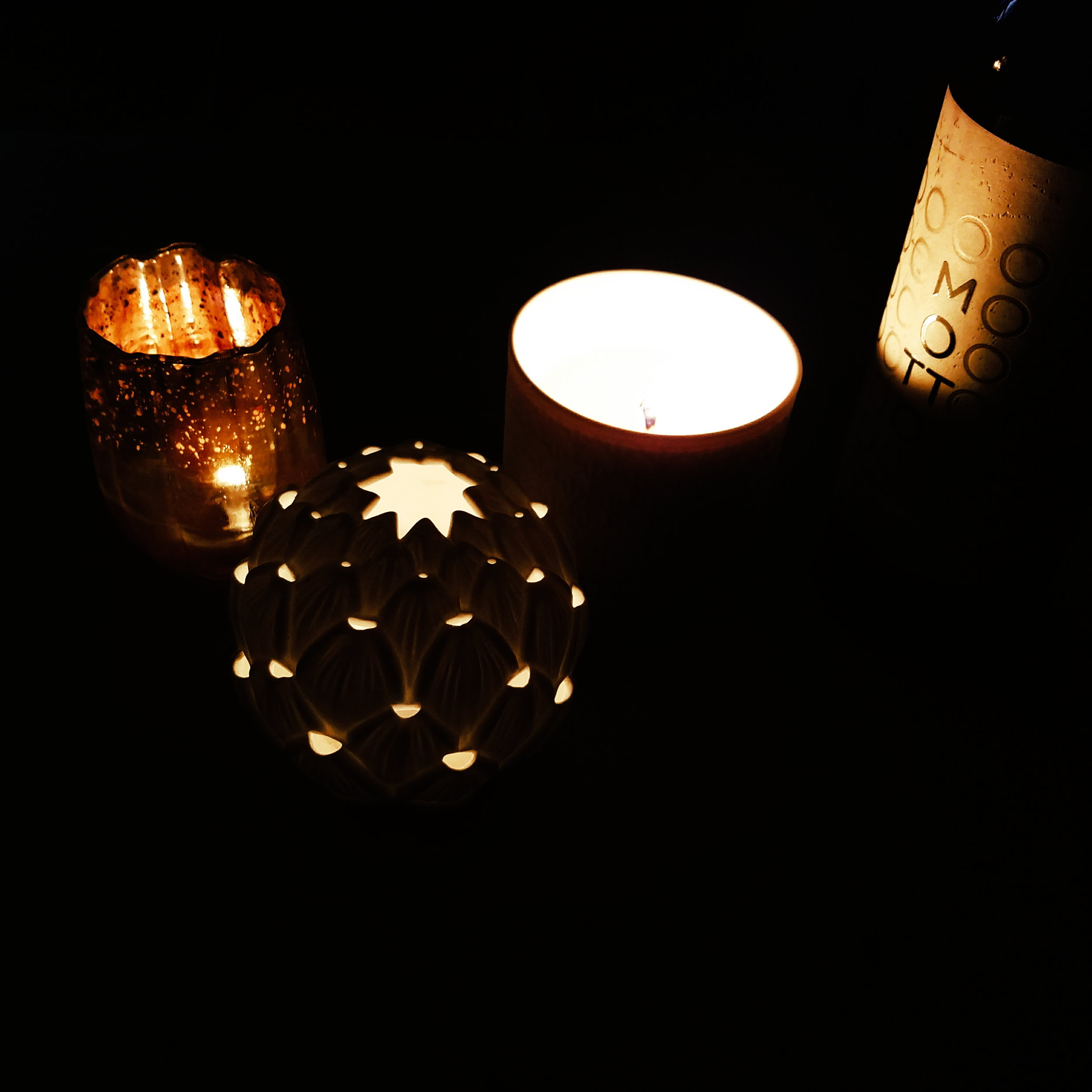 Already relying on candles to get me through the long dark fall evenings!