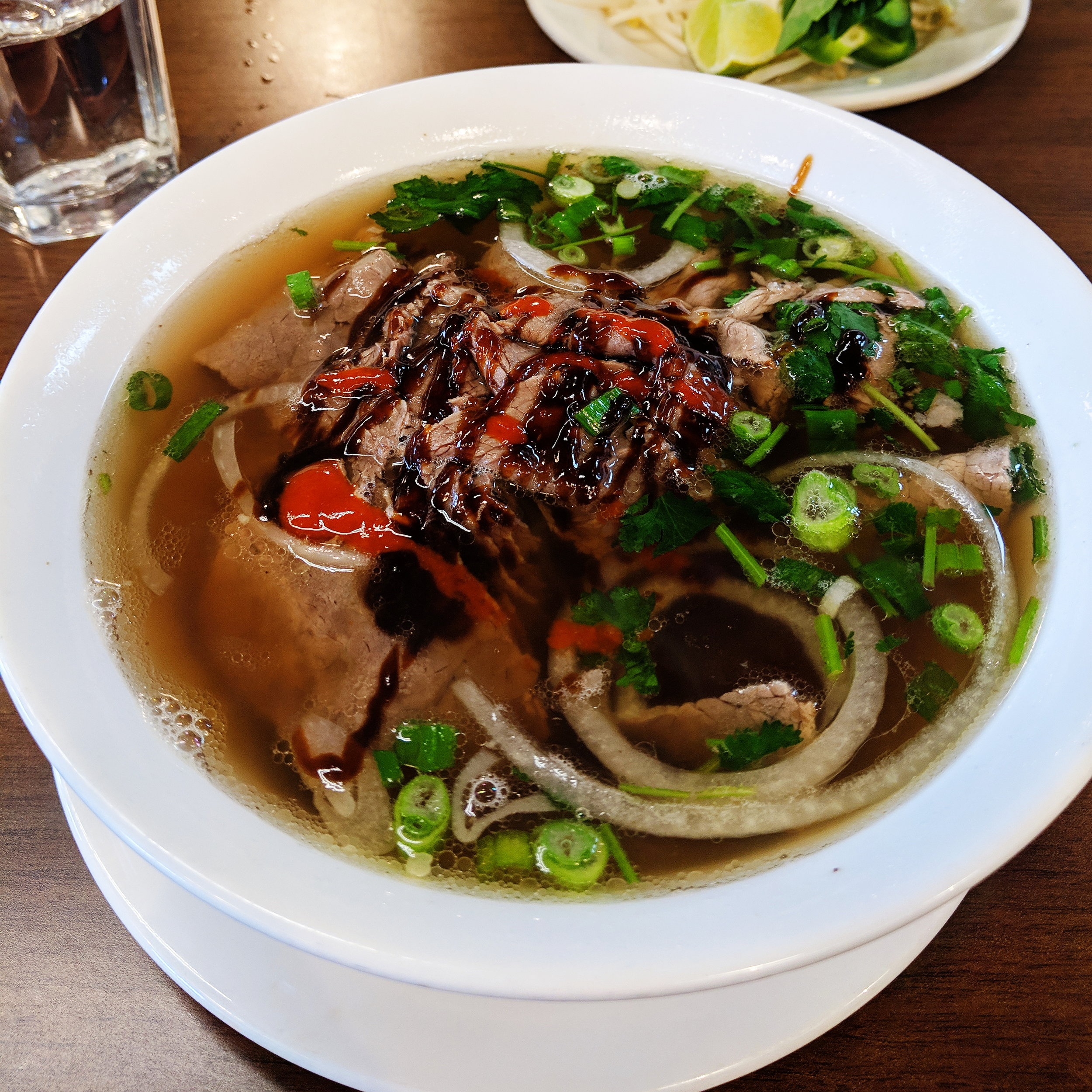 Pho cures many things