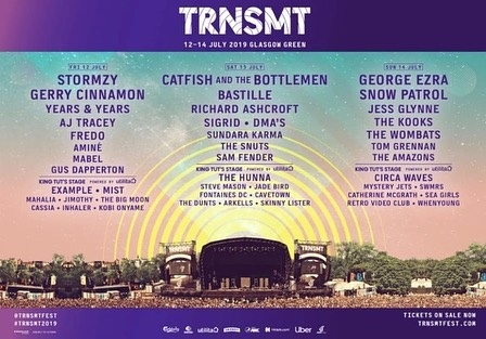Hugely excited to announce my band @theevesmusicuk have been added to the line-up at this year's @trnsmtfest performing on the #queentuts stage! We'll be playing on Sunday 14th July. Hope to see some of you there!#trnsmtfestival #musicfestival #glasgowgreen #glasgow #theevesmusic #summer