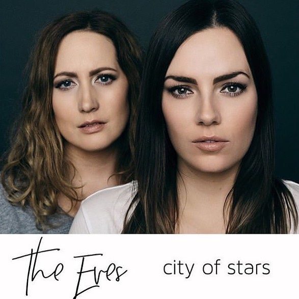 My new single City of Stars is out today! Video is out today too! It's available across all digital platforms including #spotify #applemusic #amazonmusic #tidal + the rest! Thanks to @markmorrowaudio for producing the track with us. Our music video was so much fun to shoot with @kriskesiak and huge thanks to our family and friends who took part in the montage section! YouTube link is here: https://youtu.be/NGXxV_ZFQss #popmusic #cityofstars #theevesmusic #newmusicfriday #newmusic #musicvideo