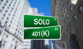 Solo 401k