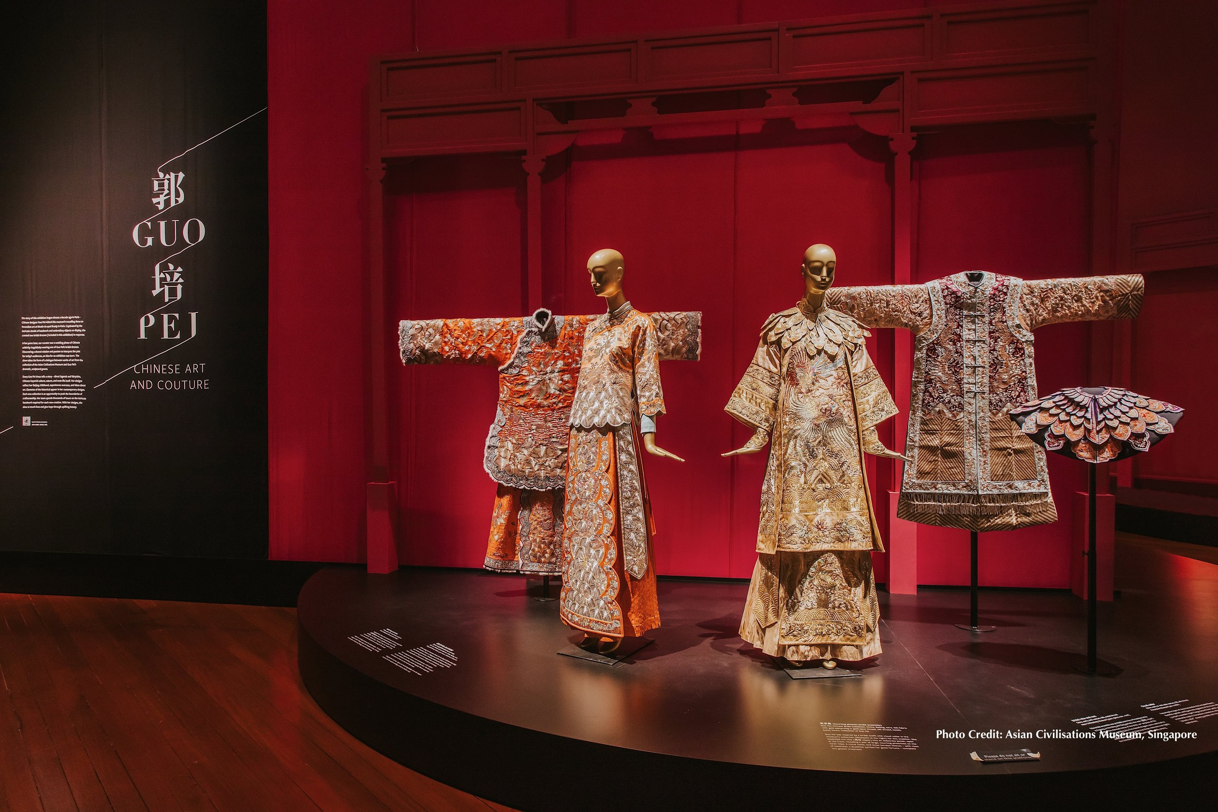 "ACM ""Guo Pei : Chinese Art & Couture"""