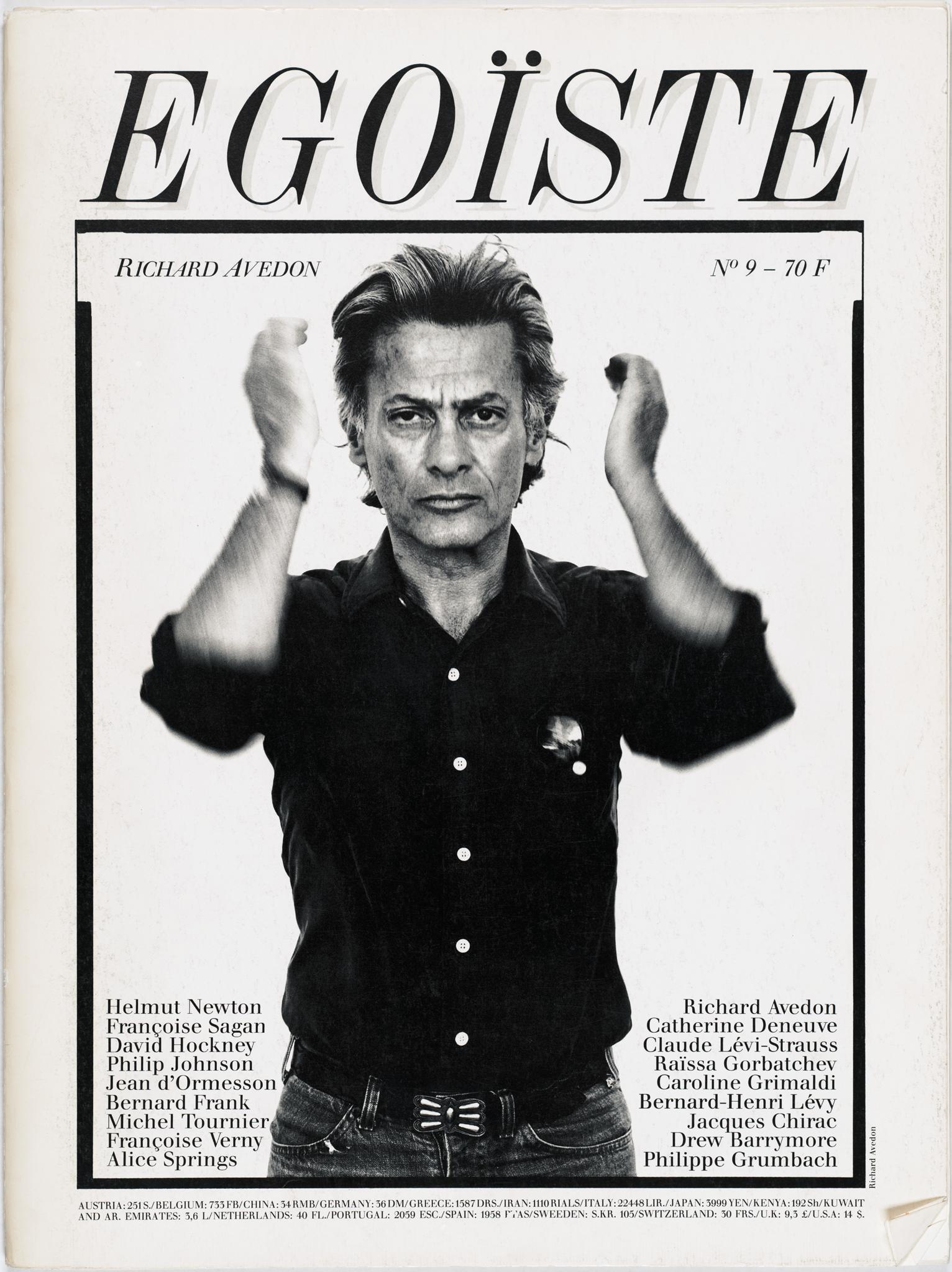 Egoïste No.9 , 1985