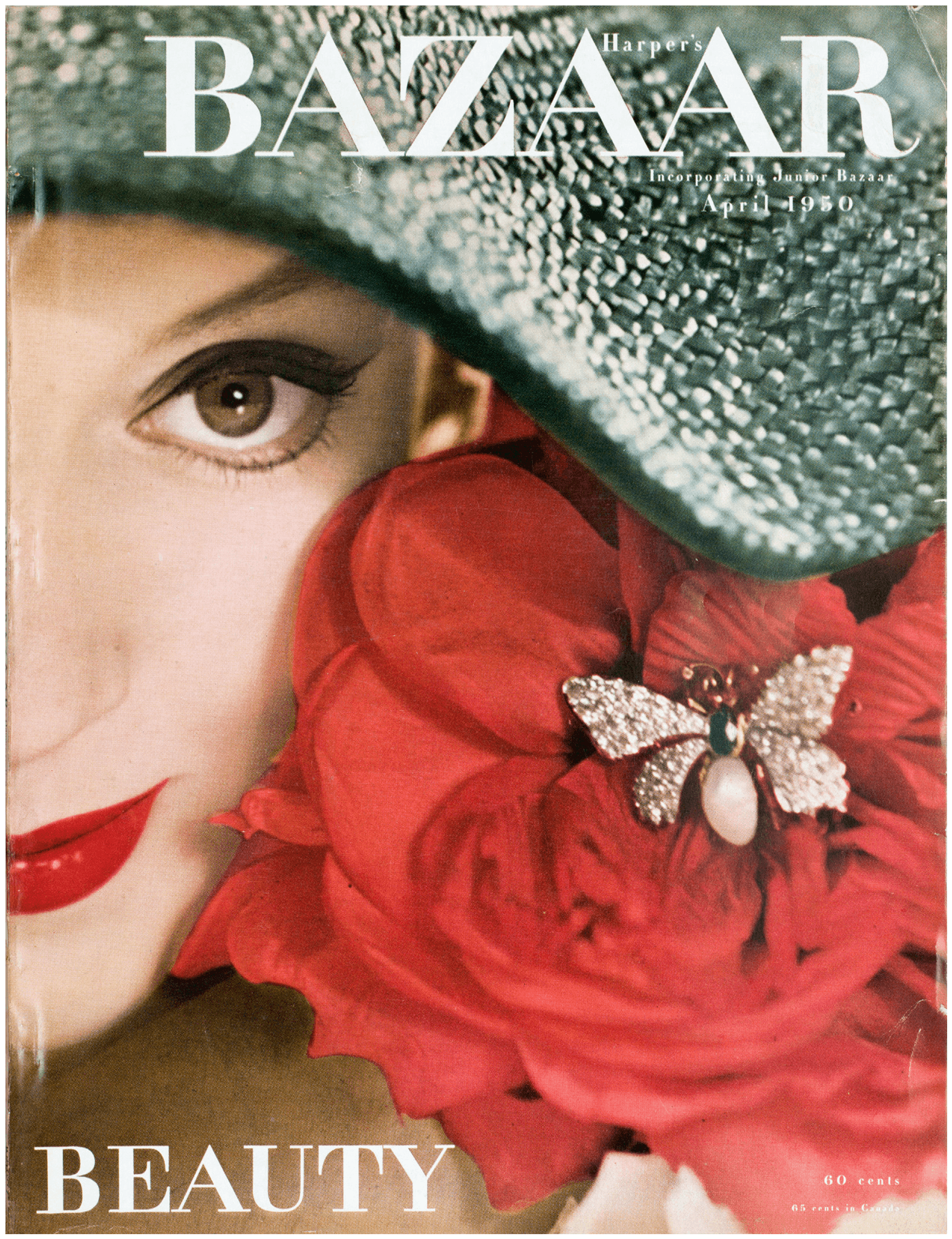 Harper's Bazaar,  April 1950