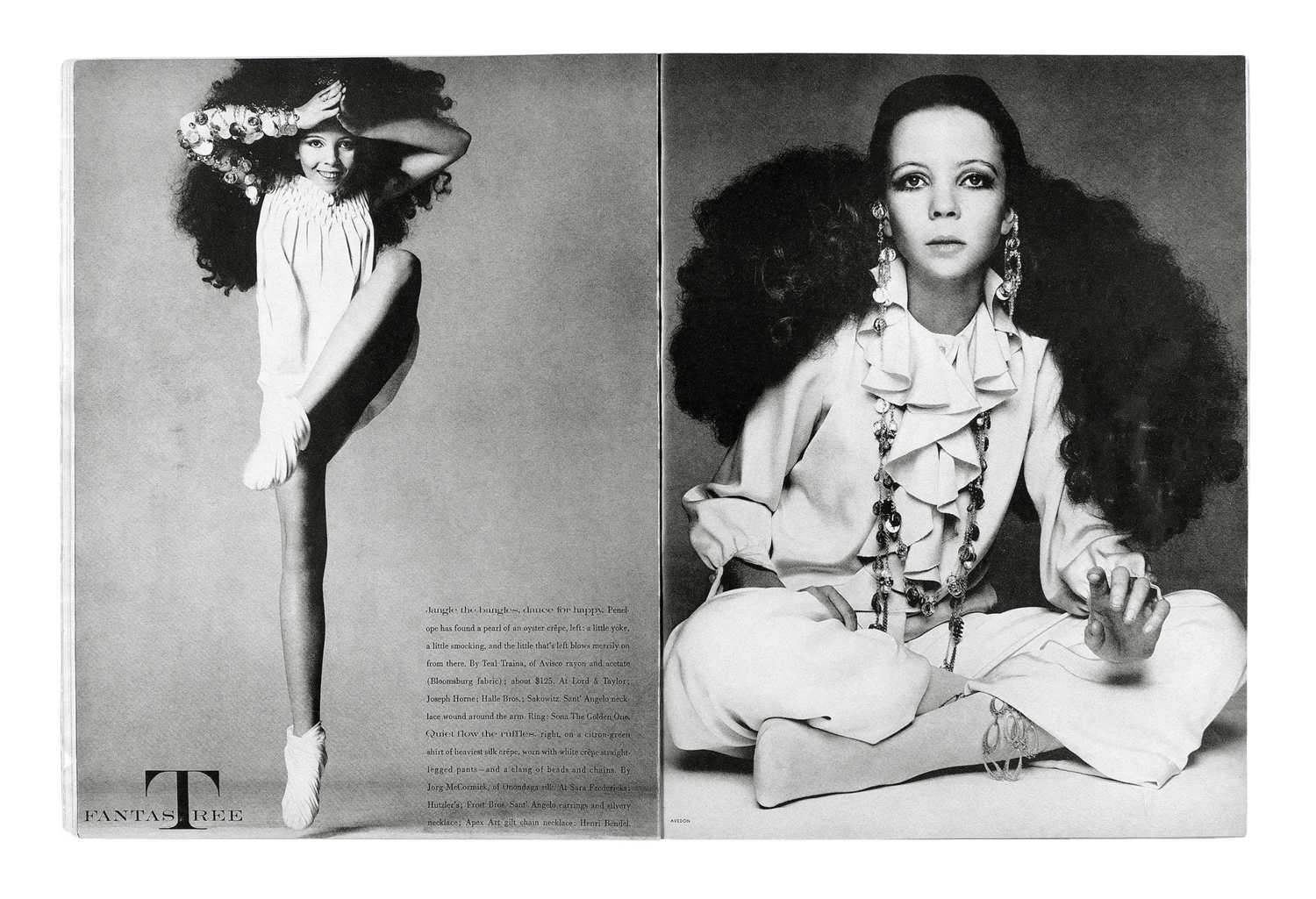 Vogue, January 1968 — The Richard Avedon Foundation