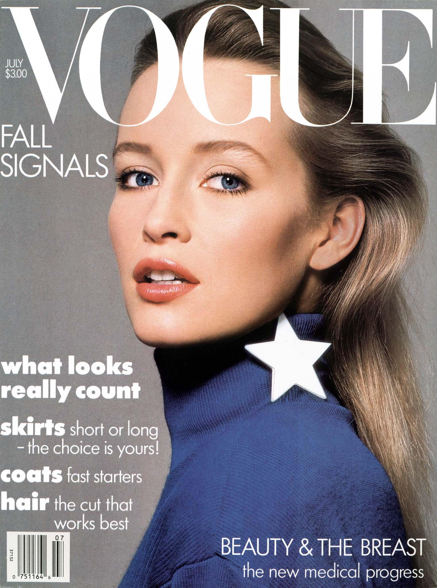 Vogue, July 1986