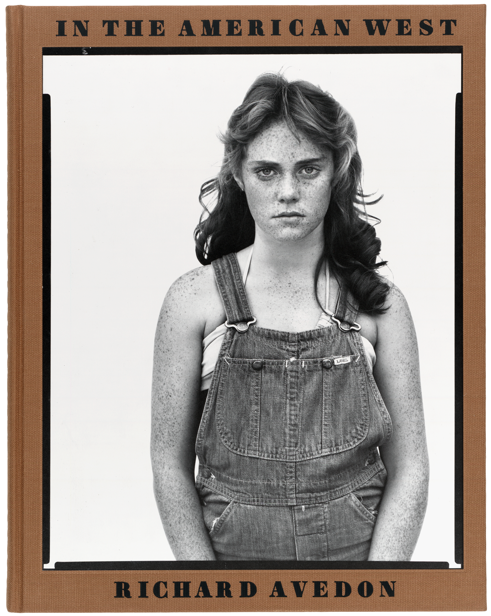 In the American West  (1985), texts by Richard Avedon and Laura Wilson