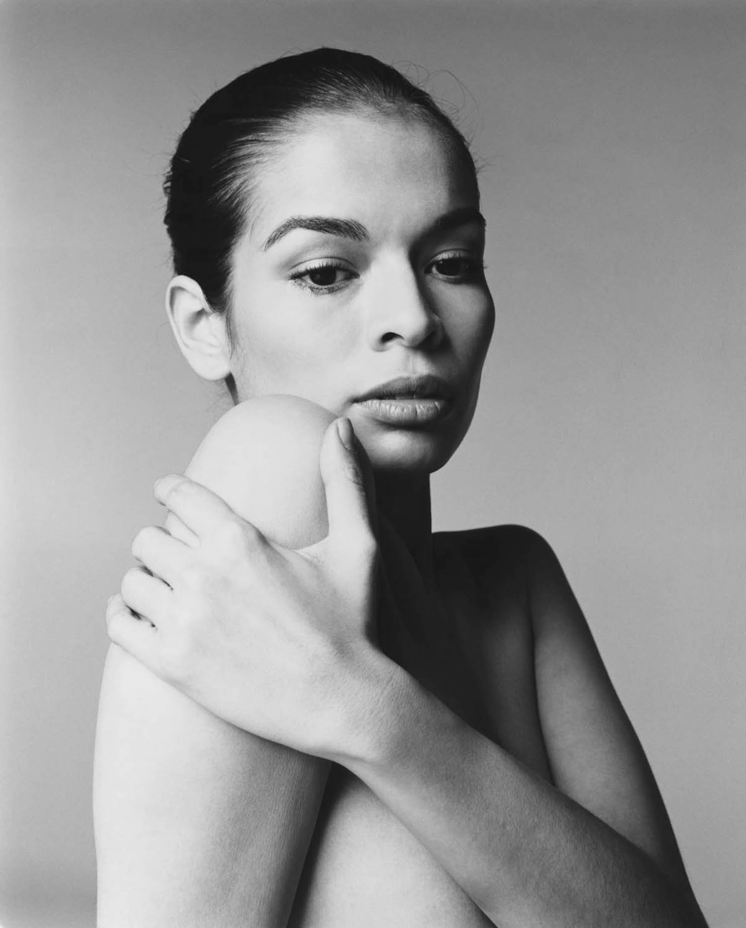 Bianca Jagger, Hollywood studio, January 25, 1972