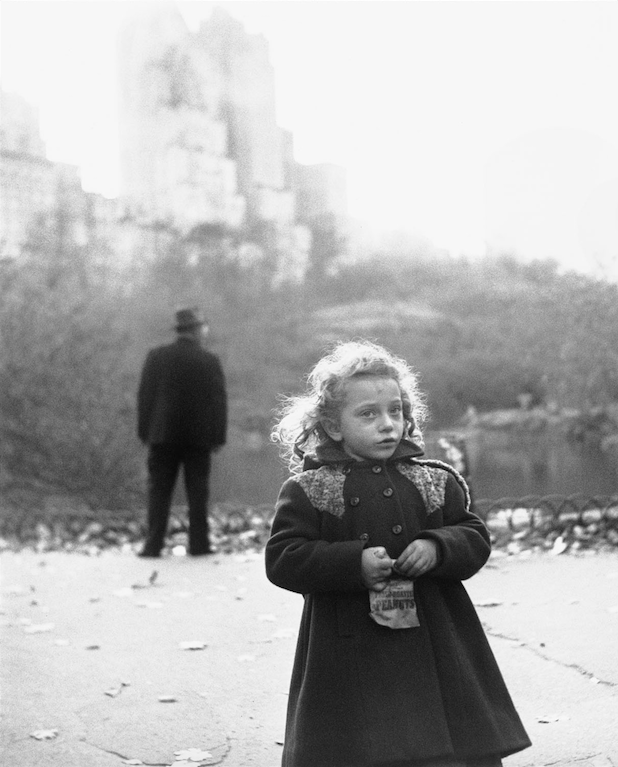New York Life #11, Central Park, New York, November 17, 1949