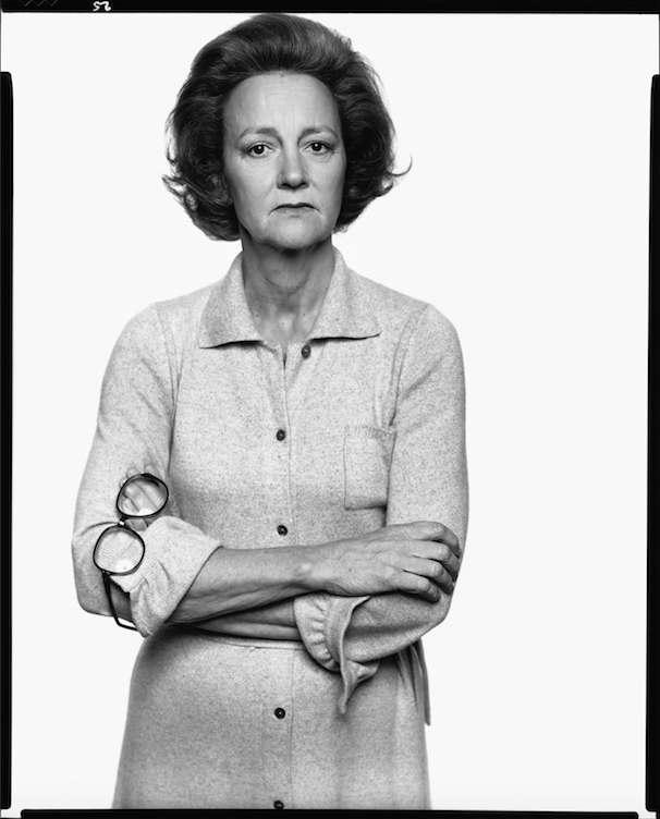 Katharine Graham,  Chairman of the Board,  the Washington Post Company,  Washington, DC, March 11, 1976