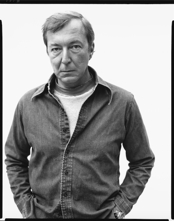 Jasper Johns, artist, New York, April 29, 1976