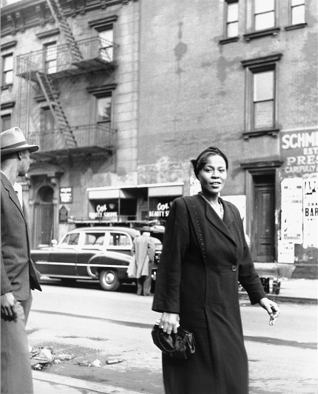 New York Life #2, Harlem, New York, September 6, 1949