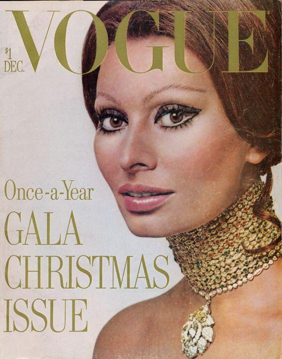 Vogue , December 1970
