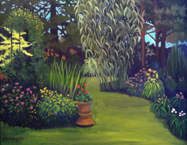 """Front Garden"""