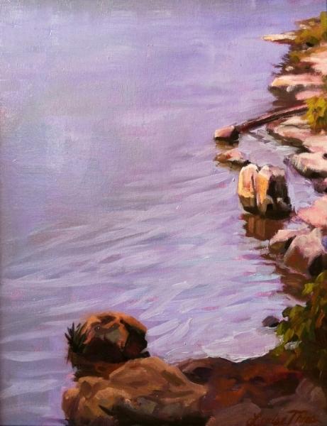"""""""Shoreline Simplicity"""""""