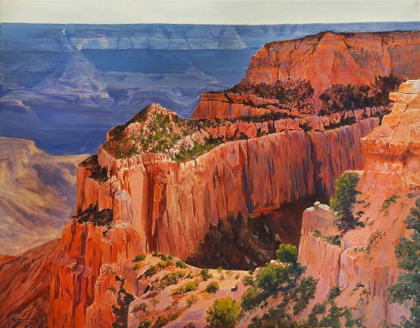 """Cape Royal - Grand Canyon"""