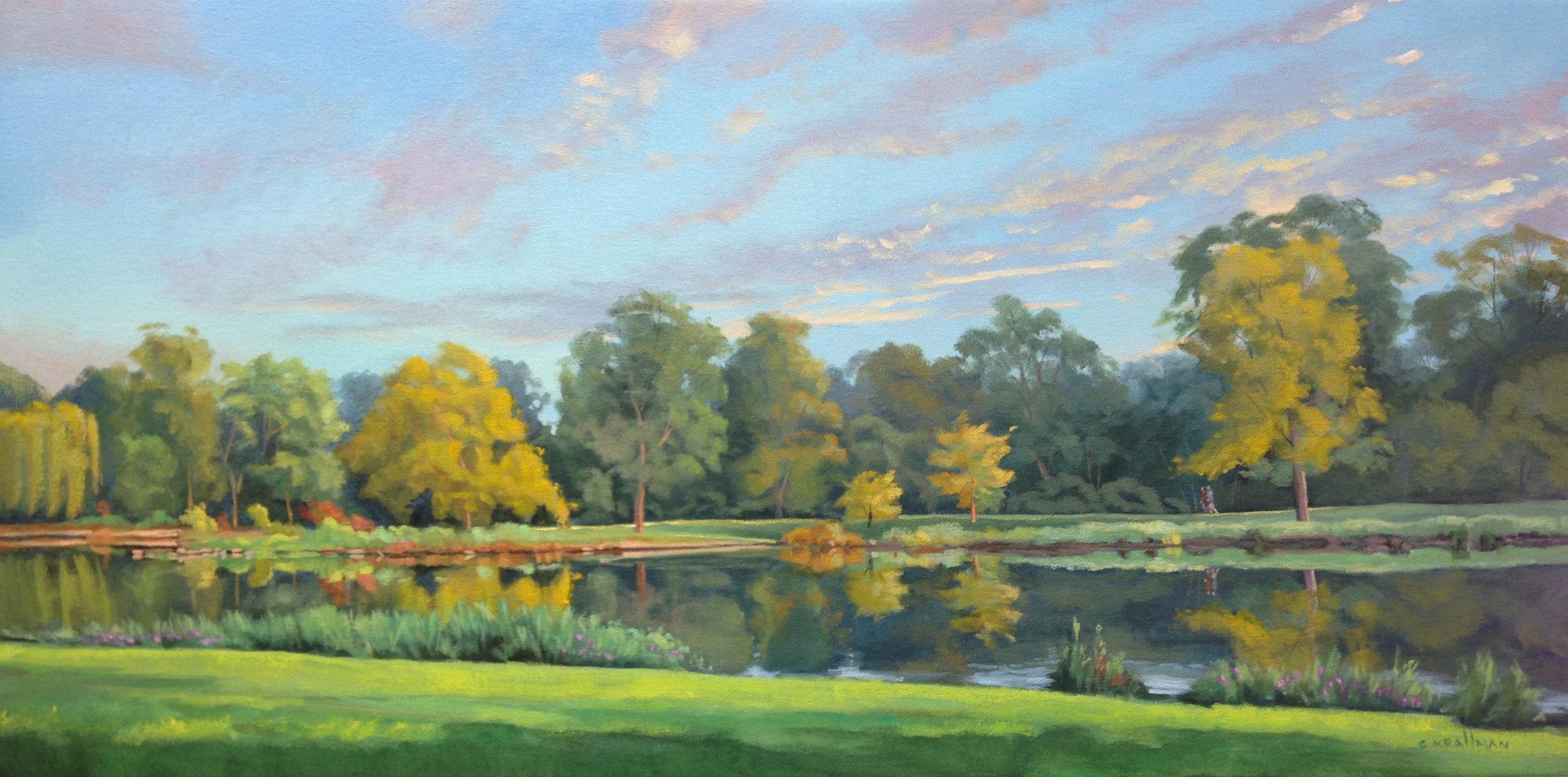 """A Walk in the Park - Springfield Botanical Gardens"""
