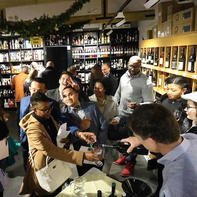 Another great Christmas tasting!